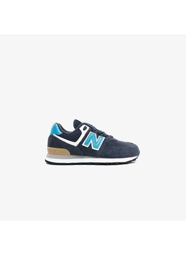 New Balance Unisex Çocuk  Sneakers PC574MS2.410 Lacivert